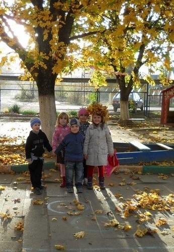 План на день в детском саду
